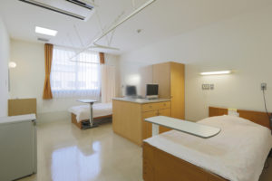 病室(2床)